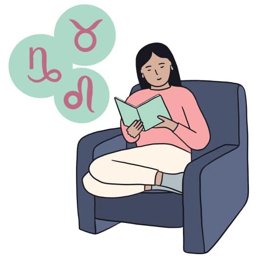 Mijn horoscoop reading